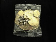 AUTHENTIC GERMAN SEALED UNCIRCULATED EURO COINS STARTER KIT