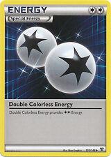 Pokemon XY Double Colorless Energy 130/146 Uncommon Card