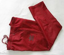 RARE~Adidas ORIGINALS DENIM Track Pant STREETWISE Sweat firebird~Mens sz XL