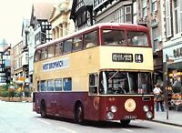 Chester City Transport No.49 6x4 Quality Bus Photo
