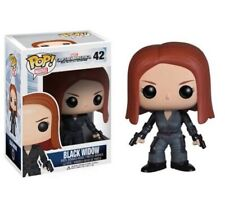 Funko Pop Vinyl Black Widow #42