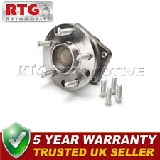 Wheel Hub + Bearing + ABS Sensor Rear Fits Ford Mondeo Jaguar X-Type (2002-2009)