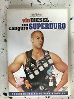 Un Canguro Superduro DVD Vin Diesel Walt Disney The Ciuccio