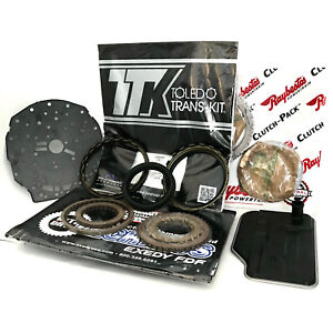 722.9 Master Rebuild Kit with Clutches Filter Pistons 2005-up for Mercedes 2WD