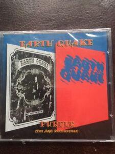 Earth Quake - Purple  ( The A&M Recordings )   letzte rare CD mit 17 Tracks  NEU