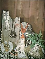 Jewelry Patterns - If You Can Tie A Shoestring You Can Do Macrame Book 2