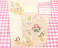Sun-Star / Disney Princess Letter Set / Japan Stationery