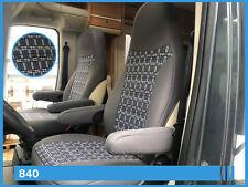 Wohnmobil Sitzbez/üge Fahrer /& Beifahrer 823