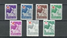 Turkey EUROPE COLLECTION MH RED CRESCENT / CROSS STAMPS LOT (TUR 38 B)