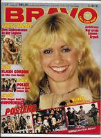 BRAVO Nr.7 vom 5.2.1981 mit Riesenposter Dschingis Khan, Pink Floyd, Beatles...