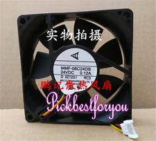 MITSUBISHI Fan BKO-C2460H07 MMF-08C24DS-FC1 80*80*25mm #M701 QL
