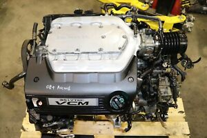 2008-2012 Honda Accord V6 J35Z2 3.5L VCM Engine & B97A Transmission A/T 08-12