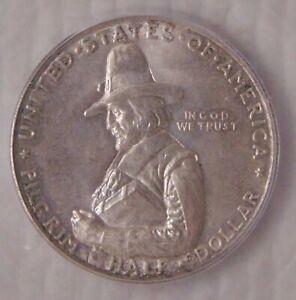 1920 Pilgrim Commemorative Silver Half Dollar ~ ICG MS65, NICE COIN!!!