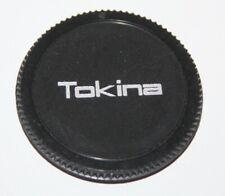 Tokina - Nikon F Mount Body Cap / Teleconverter Front Cap - vgc