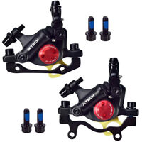ZOOM HB-100 Mountain Bike Oil Pressure Brake MTB Bicycle Hydraulic Brake A Pair