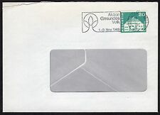 Switzerland: Cover with 20c stamp from 1964 Architectural series (window env.)