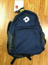 Demarini Aftermath Bat Bag Backpack- Navy Blue