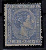 P133276/ SPAIN – ALFONSO XII – EDIFIL # 171 MINT MNH – CV 2525 $