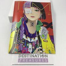 DCon 2018 Takashi Hiroyuke-Mitsume Art Book Soft Cover Sealed