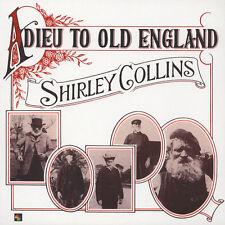 Shirley Collins-Adieu to Old England (vinile LP - 2009-UK-original)