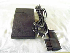 Complete Foot Pedal Control + Lead Cord 220v # 0049287000 fits Bernina 801 1015