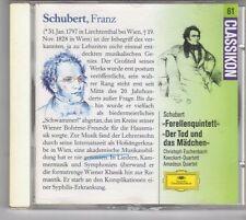 (ES547) Franz, Schubert - CD