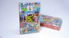 Super Mario Bros. 35th Game Card Case for Nintendo Switch (10 in 1)