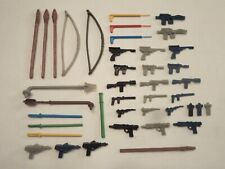 Star Wars Weapons For Vintage Figures Lot of 41 Repros