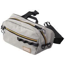 Shimano Rungun Lure Fishing Waist Bag - JDM Style - Beige - Medium