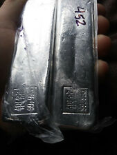 Indium 99.995 1 kg in two stampled ingots