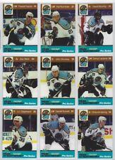 2000-01 Cleveland Lumberjacks (IHL) Zac Bierk (goalie)
