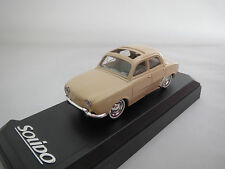 Solido  Renault  Dauphine  Toit  Ouverant     1:43 OVP !!