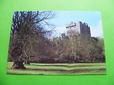 Blarney Castle County Cork Ireland 1960's Postcard Signal Series Easons Irish