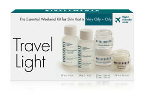 BIOELEMENTS Professional Skin Care Travel Light for Very Oily + Oily Skin