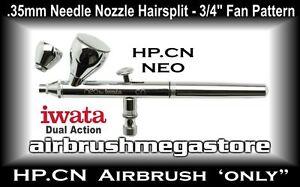 Iwata Neo Airbrush HP.CN .35mm ( Airbrush Only ) + Free Insured Post