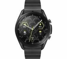 Samsung Galaxy Watch3 Water Resistant Titanium Mystic Black 45mm