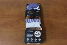 2 Pairs COPPER FIT PRO MENS SEAMLESS ANKLE SOCKS COPPER INFUSED NWT SZ LARGE