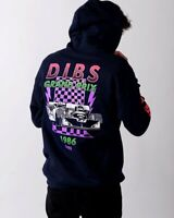 DIBS Clothing Men Hoodie GRAND PRIX Casual Wear Premium fabric Made in USA $60