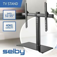 "TV Stand Replacement Universal TV Tabletop Desktop for 32 - 55"" Inch Screens"