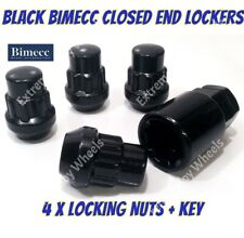 Locking Wheel Nuts B Closed M12x1.5 Fits Rover 100 200 400 600 800 25 45 Metro
