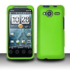 Hard Rubberized Case for Evo Shift 4G - Green