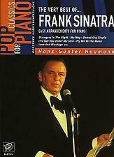 Very Best Of ... Frank Sinatra Frank Sinatra Piano Play Songs MUSIC BOOK