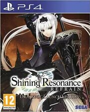 Shining Resonance Refrain - Draconic Launch Edition PS4 - New and Sealed