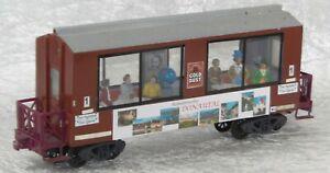 Eigenbau  Salonwagen, passend zur LGB