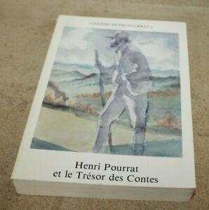 cahiers Henri Pourrat et le trésor des contes n°6. actes colloques 1987