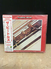 NEW Sealed 1962-1966 Red by The Beatles CD Mar-1998, Toshiba Emi Japan