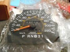 NOS 1992 1993 1994 1995 1996 1997 FORD CROWN VICTORIA POLICE PACKAGE SPEEDOMETER