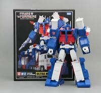 DHL Takara Transformers Masterpiece MP-22 Ultra MAGNUS G1 figure with trailer