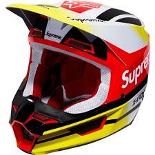 Supreme Honda Fox Racing Helmet (Red) (Large) (In hand)