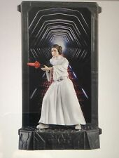 Star Wars Princess Leia 40th Anniversary Titanium Die Cast Black Series Figure